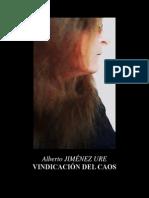 Vindicación Del Caos (2014)