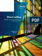 FICCI- KPMG  Direct Selling  2014