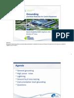 Grounding Noise Presentation Jan 20 2014