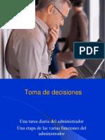 Cap 6 Toma de Decisiones