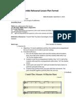 secondary lesson plan 9 5 14