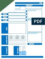 FU Blank Sheet My Mods