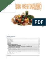 Recetario y Vegetarianismo2