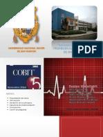 Cobit 5 presentacion