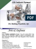 Bab_3 Validasi Di Industri Farmasi