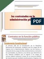 Contratos en La Función Pública Presentación(1)