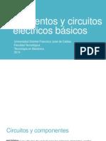 Elementos y Circuitos Eléctricos Básicos