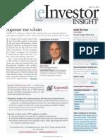 Value Investor Insight - March 31, 2014