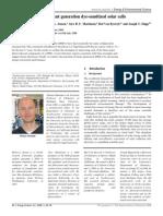 Energy Environ. Sci. 2008 Hamann
