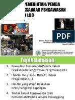 pengelolaan limbah b3
