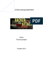 Cyber Crime Article
