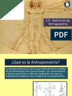 1.2.-Definicion de Antropometria