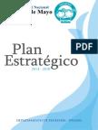 Plan Estratégico 2014-2018 Departamento de Pediatría Hn2dm