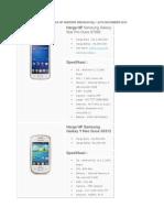 Harga Hp Android Dibawah Rp