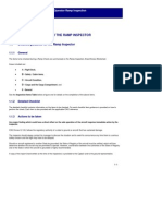 Detailed Aircraft Inspection Guidelines