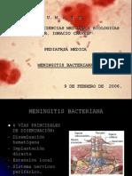 Meningitis Bacteriana