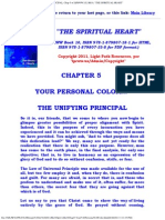 Universal Buddah Consciousness LprwwBk10Chap5-Your Personal Color the Unifying Principal