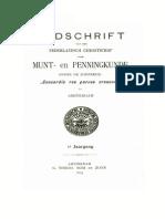 Rijder- en leeuwengrooten van Koevorden en Selwerd / [J.A. Feith]