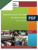 Santa Rosa Fund Informe CA 2012