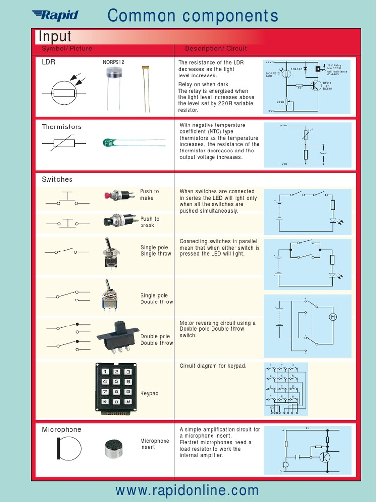 Circuito Com Scr Tic 106 : Common components relay amplifier