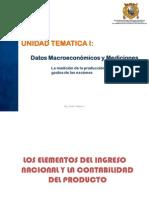 Datos Macroeconómicos y Mediciones