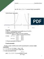 Exponential e Bac