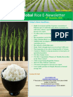 6th December,2014 Daily Global Rice E-Newsletter by Riceplus Magazine