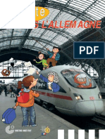 En Route Pour l'Allemagne - Brochure Goethe Institut