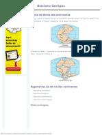 NotaPositiva - Mobilismo Geológico