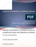 Urgente Medicale in Diabetul Zaharat (1)