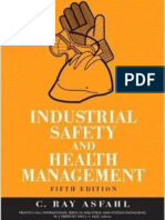 Industrial Safety and Health Management,5th Ed,Asfahl ,Solution Manual