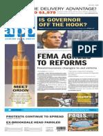 Asbury Park Press Front Page Saturday, Dec. 6