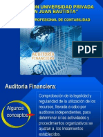 auditoria financiera 2013