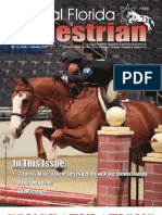 Central Florida Equestrian magazine January 2010 VOLUME 2 Issue 1