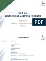 1.DC Circuits