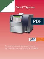 BD FACSCount Brochure