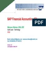 FI-01 - Intro to SAP R3 - V3