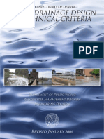 Storm Drainage Design and Technical Criteria Manual 012006