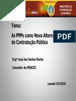1 as PPPs Como Nova Alternativa de Contratação