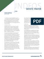 Whitepaper - Net Positive Suction Head (NPSH)