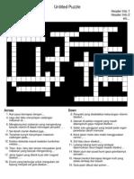 Untitled Puzzle