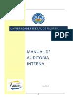 Manual de Auditoria Interna Ufpel