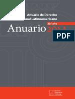 Anuario de Derecho Constitucional Latinoamericano 2014