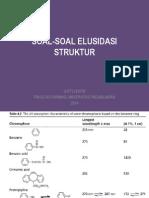 Contoh Soal Elusidasi Struktur
