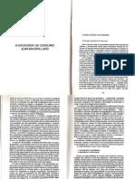 jean baudrillard - a lógica social do consumo.pdf