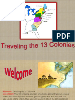 traveling the 13 colonies 2