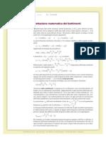 Battimenti Trattazione matematica