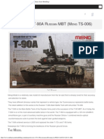 Review_ 1_35 T-90A Russian MBT (Meng TS-006) _ Military Scale Modelling!