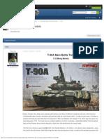 T-90A - 1_35 Meng Models - Kits - Britmodeller.com