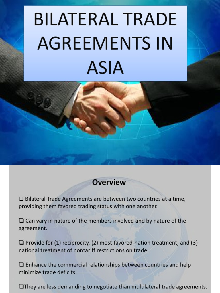 Bilateral trade agreement in asia trade agreements most bilateral trade agreement in asia trade agreements most favoured nation platinumwayz